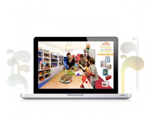 Website Jewish Historical Children's Museum
