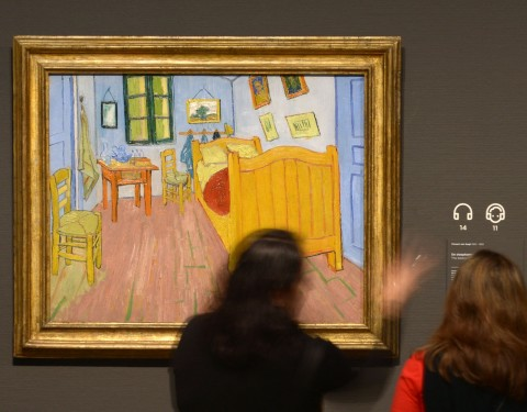 'Touch Van Gogh' launched